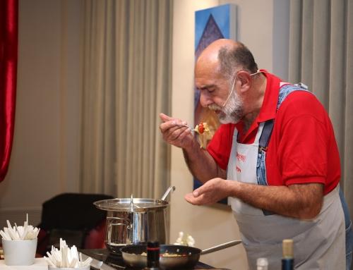 24 Ottobre. Stasera cucina Giorgione.