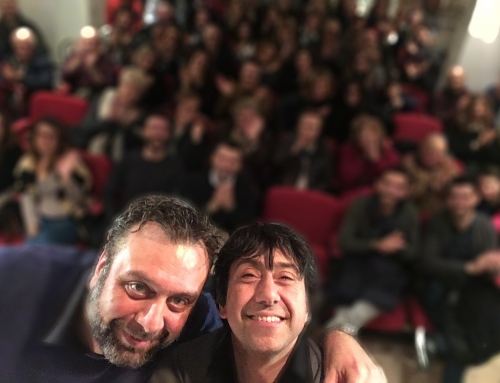 18 Gennaio, i dialoghi di Ettore e Stinga