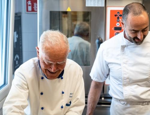 Stoccafisso all'Anconetana. Il reportage dalla cucina del Wine Not!