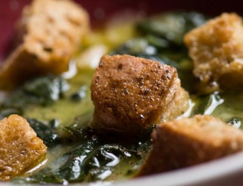 #tuttiaifornelli con la Zuppa di Cavolo Nero e Cannellini.
