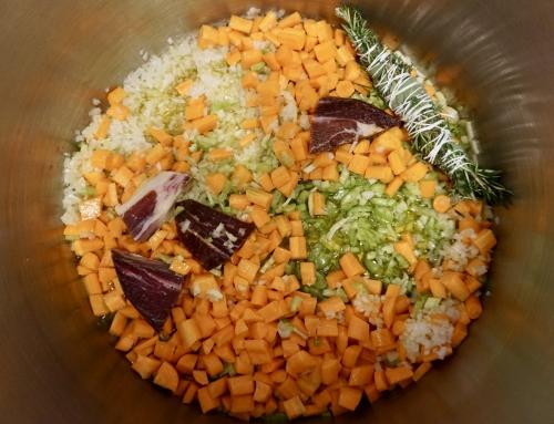 Verdure e zuppe di stagione